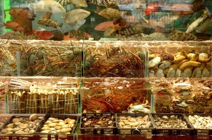 Hong Kong Tours Lei Yue Mun Seafood Village Dinner