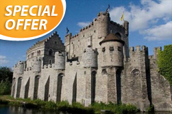 Brussels | Belgium | Belgium small group tour full day Belgium tour guided Ghent tour Bruges canal boat Chapel of the Holy Blood Flanders full day tour