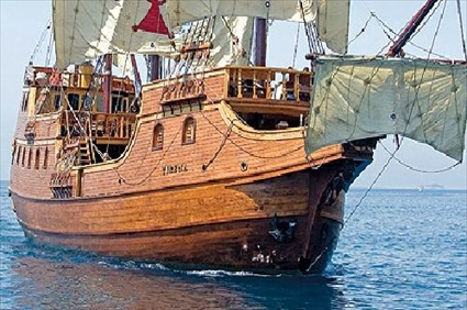 Dubrovnik Tours Swimming By Galleon Croatia