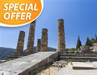 Athens | Greece | Delphi Tour Ancient Delphi Tour Delphi Day Trip Ancient Delphi Day Trip