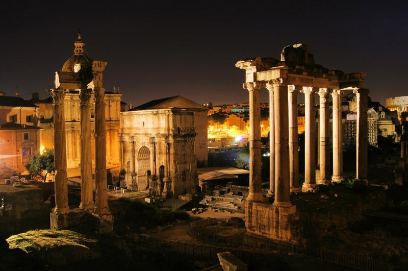 Rome Free Evening Walking Tour