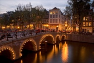 Amsterdam | Netherlands | Four Course Dinner Cruise