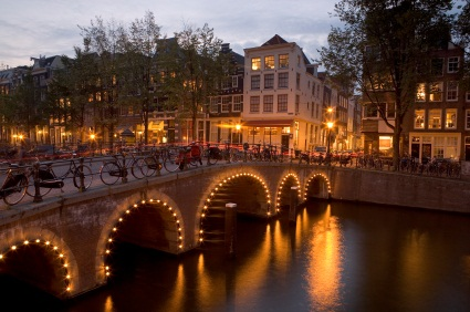 Amsterdam Tours Four Course Dinner Cruise Netherlands