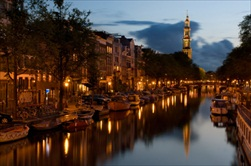 Amsterdam | Netherlands | Candlelight Cruise