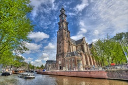 Amsterdam | Netherlands | Guided City Tour