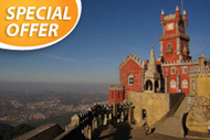 Lisbon | Portugal | Day trip from Lisbon Sintra tour Cascais tour Guincho Beach Sintra National Palace Sintra and Cascais tour