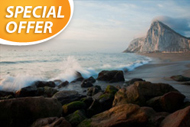 Costa del Sol | Spain | Gibraltar tour Gibraltar sightseeing tour Rock of Gibraltar monkeys Real Street  Saint Michael's caves tour
