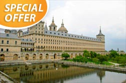 Madrid | Spain | El Escorial tour El Escorial monastery valley of the Fallen tour tour El Escorial Pantheon of Kings
