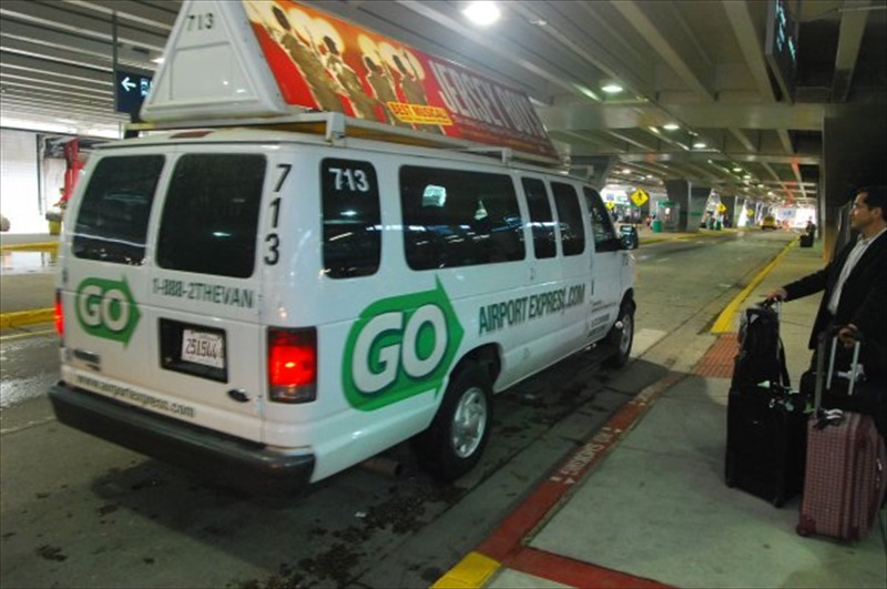 Chicago Midway International Airport Shared Shuttle