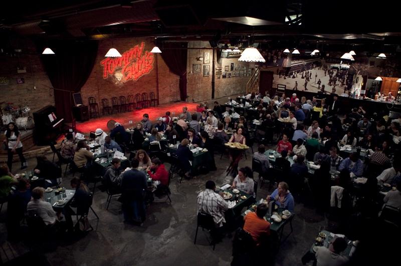 Tommy Gun S Garage Dinner Show Chicago Toursales