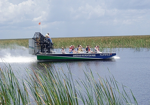 Airboat Tours New Orleans >> Florida Everglades Airboat and Wildlife Experience - Fort Lauderdale | TourSales