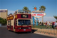 Las Vegas | USA | Las Vegas Hop-On, Hop-Off Double Decker Bus Tour Las Vegas highlights Las Vegas sightseeing Las Vegas tour