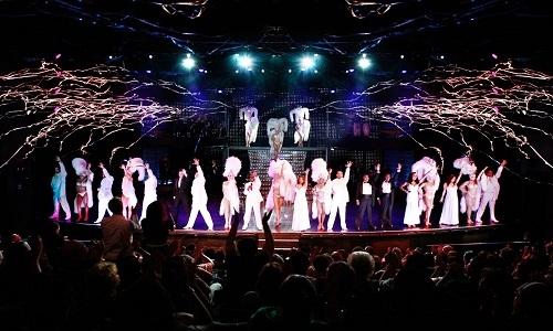Las Vegas Tours Vegas The Show At Planet Hollywood