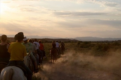 Las Vegas Tours Wild West Sunset Bbq Horseback Riding