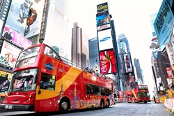 New York City | USA | New York City Downtown Hop on-Hop off bus tour New York bus tour NYC tour Empire State building tour Rockefeller center tour New York hop-on hop-off