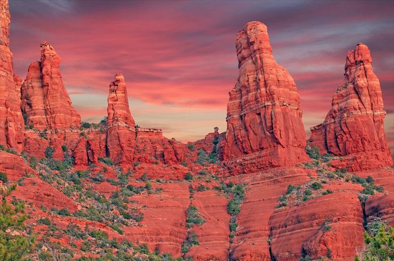 Jeep Tour to Sedona Red Rocks - Phoenix | TourSales