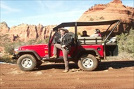 Photo of Sedona & Flagstaff | Canyons and Cowboys Jeep Tour from Sedona