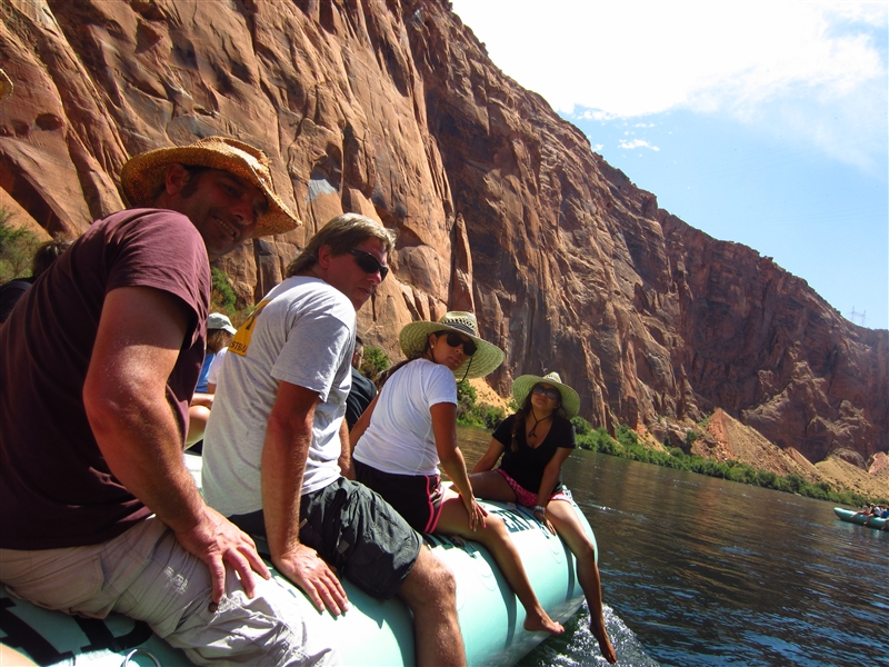 Colorado River Float Trip with Transport from Sedona ...
