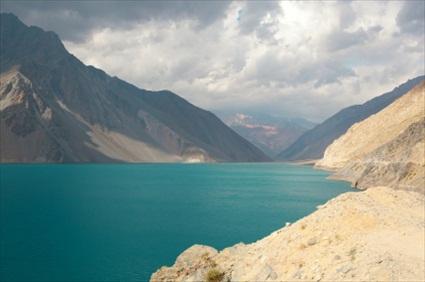 Santiago Tours   Maipo Canyon to Cascada de los Animas ...