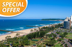 Durban | South Africa | Durban tour Full-day Durban tour uShaka Marine World  Durban's Golden Mile Durban Botanic Gardens