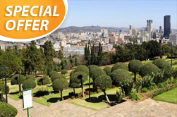 Johannesburg | South Africa | Half-Day Pretoria Tour Pretoria Tour Voortrekker Monument Church Square Union Buildings