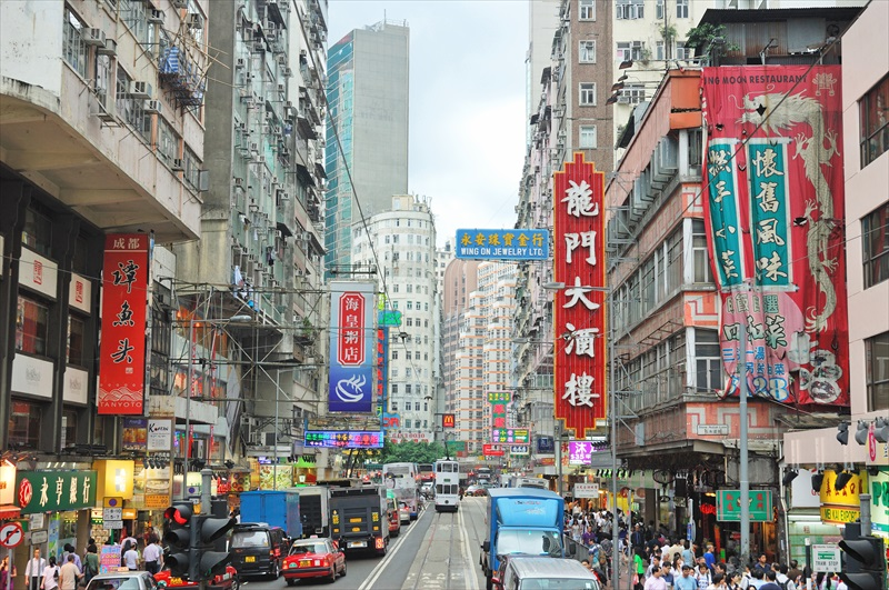 Hong Kong Rags To Riches Tour Hong Kong Toursales