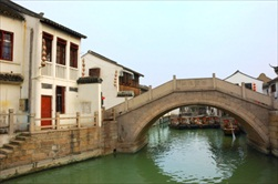 Shanghai | China | Shanghai tour Zhu Jia Jiao Water Village tour Shanghai sightseeing tour  Zhu Jia Jao tour
