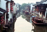 Shanghai | China | Suzhou tour tour of Suzhou day trip from Shanghai Zhouzhuang tour gondola ride through Zhouzhuang  tour of Zhouzhuang