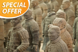 Xi'an | China | Terra Cotta Warriors tour Banpo tour Xi'an tour Terra Cotta Warriors day tour