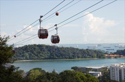 Singapore | Singapore | Sentosa Island Tour Sentosa Island Cable Car Tour Sentosa Island Images of Singapore Tour Sentosa Island Aquarium Tour Sentosa Island  Aquarium Pink Dolphin Tour