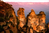 Sydney | Australia | Blue Mountains Deluxe Experience tour Blue Mountains eco tour Featherdale Wildlife tour sydney Scenic Rail