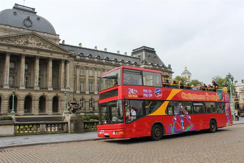 Dc Hop On Hop Off Bus Tour