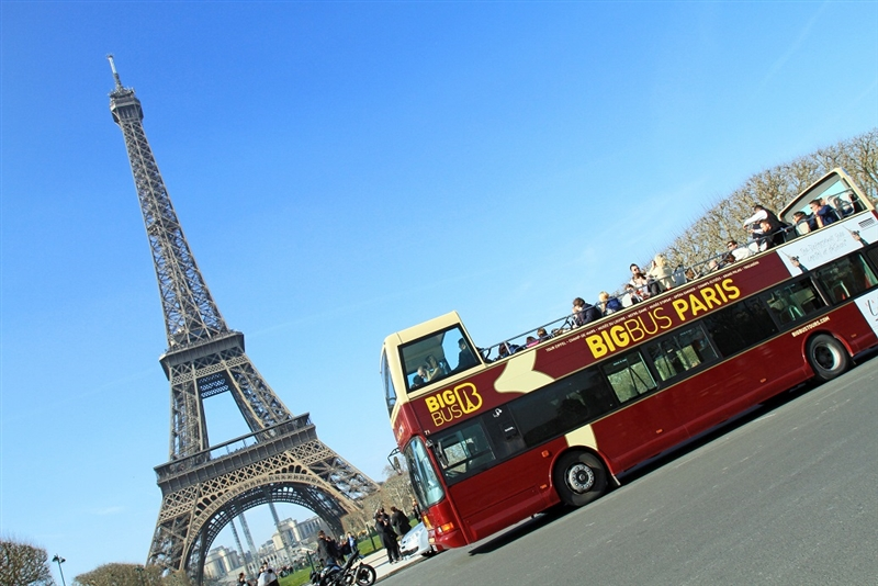paris tours paris city hop on hop off bus tour france. Black Bedroom Furniture Sets. Home Design Ideas