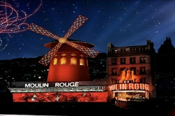 Paris | France | Paris Tour Moulin Rouge Eiffel Tower Paris Cabaret Seine River cruise