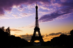 Paris | France | Paris Tour Eiffel Tower Seine River evening cruise Seine River cruise