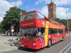 Berlin | Germany | Hop On-Hop Off Berlin tour tour of Berlin Berlin Hop On-Hop Off tour Brandenburg Gate Pergamon Museum