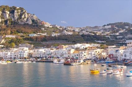 Isle Of Capri Italy Tours