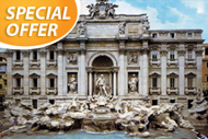 Rome | Italy | Rome mini  -  bus tour guided tour of Rome Rome tour Rome half  -  day tour tour spanish steps trevi fountain tour