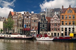 Amsterdam | Netherlands | One Hour Canal Cruise
