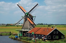 Amsterdam | Netherlands | Volendam, Marken and Windmills GPS Tour