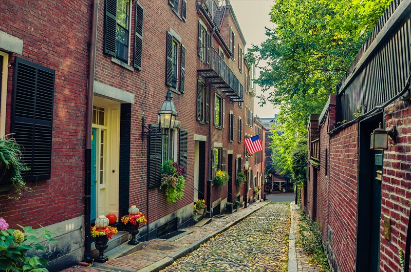 Back Bay To Downtown Freedom Trail Boston Walking Tour