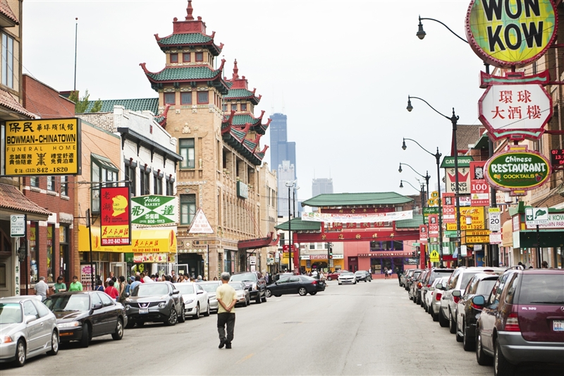 Chicago chinatown dating coach