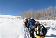 Photo of Denver | Half Day Front Range Snowshoeing Adventure in the Rocky Mountains