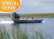 Photo of Fort Lauderdale | Florida Everglades Airboat and Wildlife Experience