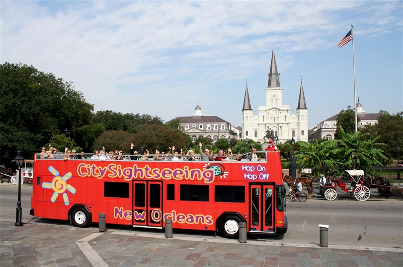 Tours Of Nashville And New Orleans