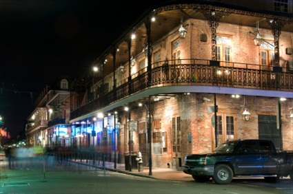 Ghost Bus Tours New Orleans