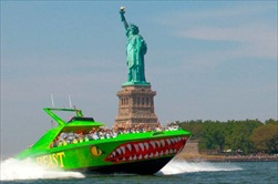 New York City | USA | tour New York City New York City tour New York City cruise New York speedboat tour Statue of Liberty New York Beast
