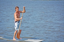 Photo of Orlando | Samson Island Stand-up Paddleboard Tour