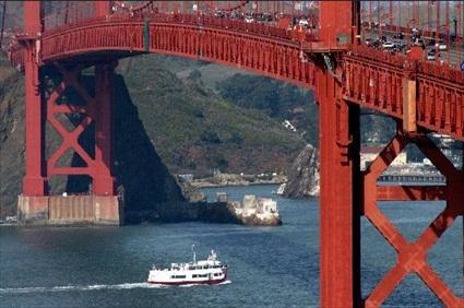 San Francisco Tours The Bridge To Bridge Cruise Usa