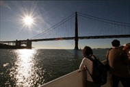 San Francisco | USA | San Francisco sunset cruise San Francisco Bay tour Golden Gate Bridge Alcatraz Island